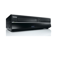 Toshiba RDXV59DT DVD Recorder Hard Disc Drive and VCR ...